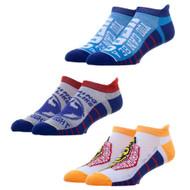 Ankle Sock My Hero Academia 3 Pair Athletic xs7klsmha