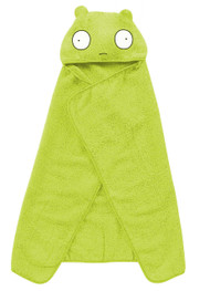 Blanket Bobs Burgers Kopi Hooded Towel Fleece hcfb-bob-kopi