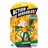 "Action Figures DC Comics Aquaman Bendable 8"" ab-5006"