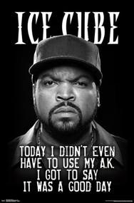"Poster Studio B Ice Cube -Good Day 36x24"" Wall Art p7146"