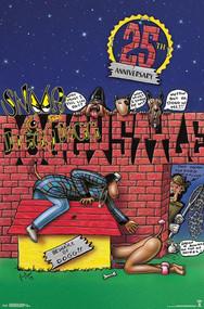 "Poster Studio B Death Row Records Snoop Dog 36x24"" Wall Art p7512"