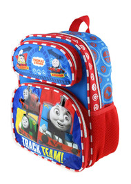"""Small Backpack Thomas The Train Track Team 12"""" 008734"""