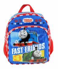 "Mini Backpack Thomas The Train Fast Friends 10"" 008710"