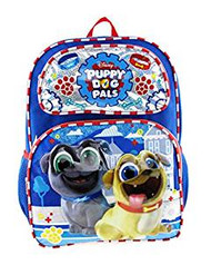 """Backpack Puppy Dog Pals Paw 16"""" New 008703"""