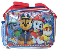 Lunch Bag Paw Patrol Chase Marshall Rubble Rocky 002169