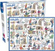 Puzzle Dahl Matilda 500pcs 62155