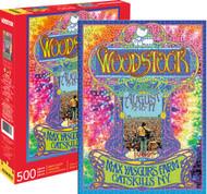 Puzzle WoodstockCollage 500pcs 62151