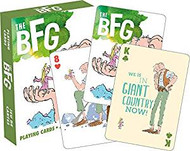 Playing Card Dahl The BFG Poker 52610