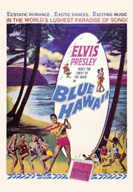Tin Sign Elvis Blue Hawaii 30233