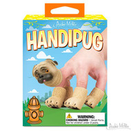 Character Goods Archie McPhee Finger Puppet Handipug 12617