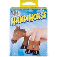 Character Goods Archie McPhee Finger Puppet Handihorse 12543