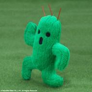 Plush Final Fantasy Cactaur Mini Mascot Soft Doll