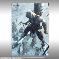 Wall Scroll Assassin's Creed 3 Vol2 Connor Hidden Art New