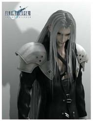 Wall Scroll Final Fantasy Advent Children Sephiroth Art