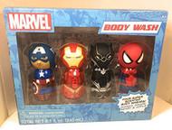 Body Wash Decanter Set Marvel Super Hero Set-of-4 42RX246HBALZA