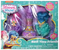 Bath Time Friends Set Box Shimmer and Shine 42RX243HBALZA