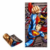 """Towel DC Comics Superman 30""""x60"""" 043136"""