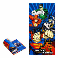 "Towel DC Comics Justice League 30""x60"" 044713"