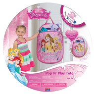 Pop N Play Laundry Tote Disney Princess Pink 546033