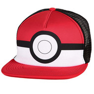 Baseball Cap Pokemon Pokeball Foam Trucker Hat qt1x89pok