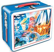 Lunch Box GI Joe Retro Tin Case 48047