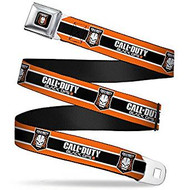 Seatbelt Belt Call Of Duty V.2 Adj 24-38' Mesh coda-wcod001