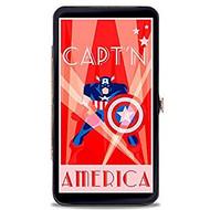Hinge Wallet Captain America  hw-caw