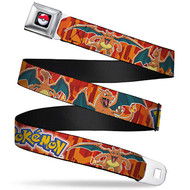 Seatbelt Belt Pokemon V.90 Adj 24-38' Mesh pka-wpk081