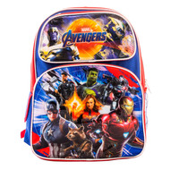 Backpack Marvel Avengers End Game Movie 009731