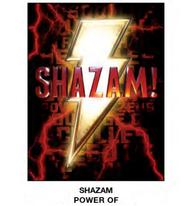 "Super Soft Throws Shazam Power Of 45x60"" Blanket"