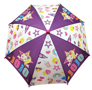 Umbrella Jojo Siwa Sticker Purple Girls/Kids 383524