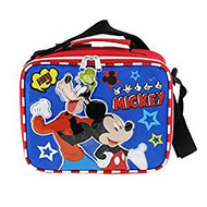 Lunch Bag Mickey Mouse Hey Friends 007744