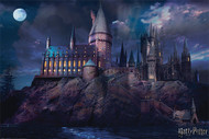 "Poster Studio B Harry Potter Hogwarts 36x24"" Wall Art P4369"