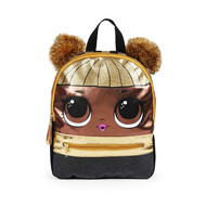 "Mini Backpack LoL Surprise Queen Bee Gold 10"" 022545"
