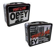Lunch Box They Live Obey 408277