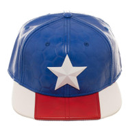Baseball Cap Captain America Now Suit Up Snapback sb6a1xmvl
