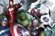 """Poster Studio B Avengers Assymble 23""""x35"""" Wall Art p4384"""