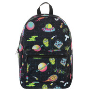Backpack Rick & Morty Space All Over Print Sublimated bq7q2yric