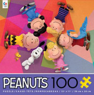 Puzzle Ceaco Peanuts Group 100Pcs 1663-5