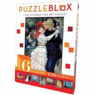 Puzzle Ceaco Fine Art 6-in-1