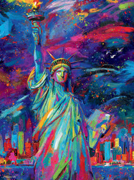 Puzzle Ceaco Blend Cota Lady Liberty 550pcs 2427-1