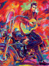 Puzzle Ceaco Blend Cota Rock and Roll 550pcs 2427-3