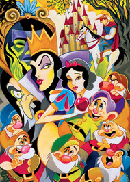 Puzzle Ceaco Disney Enchantment of Snow White 1000pcs 3377-12