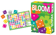 Games Ceaco Bloom The Wild Flower Dice Game 1207d