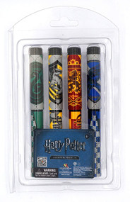 4 Pieces Ball Pen Set Harry Potter BBlister Card 48060