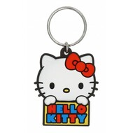 Key Cap Hello Kitty Soft Touch PVC Key Holder 78018