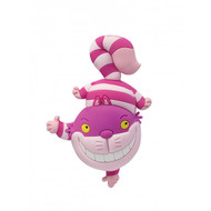 3D Foam Magnet Alice in Wonderland Cheshire Cat 85679