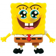 3D Foam Magnet Spongebob Squarepants Happy Face 63366