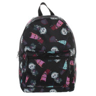Nightmare Before Christmas Backpack Jack w//Sally New 122188