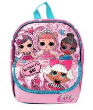 "Mini Backpack L.O.L. Surprise! Work it, BB! 10"" 004897"